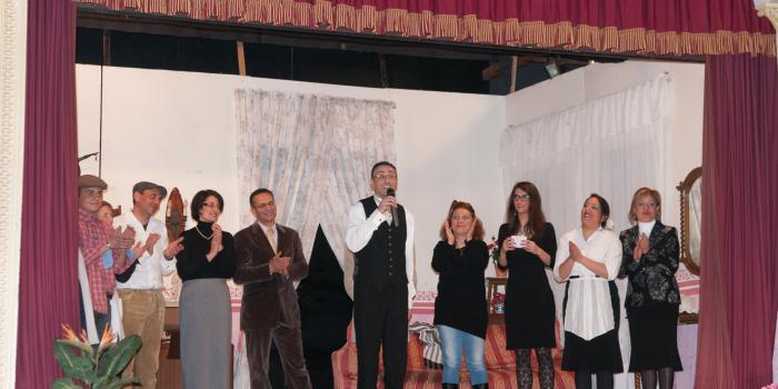 "Ars Theatri presenta ""Paparino"""